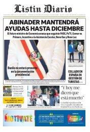 Listin Diario 12-08-2020