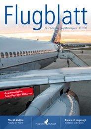 Aktuelles Flugblatt - Stuttgart