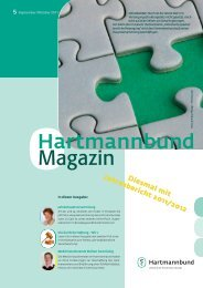 3018195 HB-Magazin 05_11 s01-03_3010377 HB ... - Hartmannbund