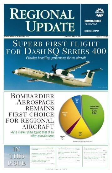 Regional Aircraft - Bombardier