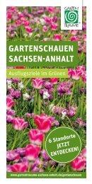 Gartenschauen Sachsen-Anhalt