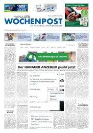 Wochenpost KW33
