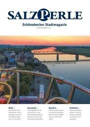 SALZPERLE - Stadtmagazin Schönebeck (Elbe) - Ausgabe 08+09/2020