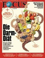FOCUS Magazin 34:2020 Vorschau