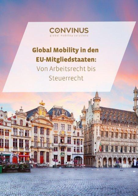 Global Mobility in den EU-Mitgliedstaaten