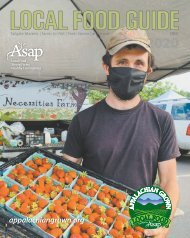2020 Local Food Guide