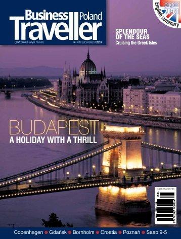 BUDAPEST - Business Traveller