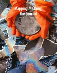 Mapping Meaning, the Journal (Issue No. 4)