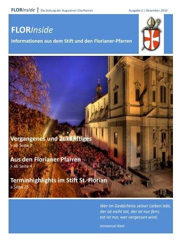 FLORInside - Stift St. Florian