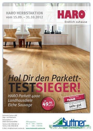 39. 95 - Holzmarkt Suttner