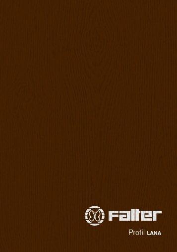 Profil LANA - Falter-Holz