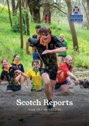 Scotch Reports Issue 177 (August 2020)