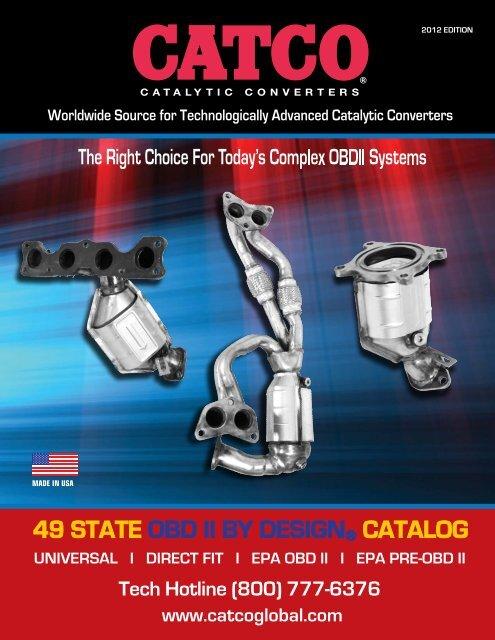01-06 Chrysler Sebring Dodge Stratus 2.7L Stainless Steel Front Flex Pipe fits