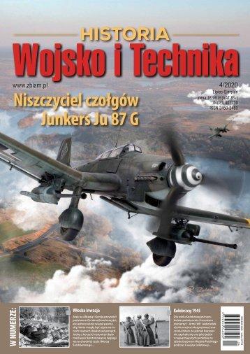 Wojsko i Technika Historia 4/2019 short