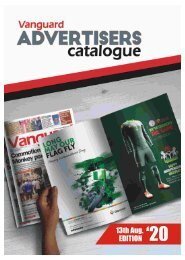 advert catalogue 13 August 2020
