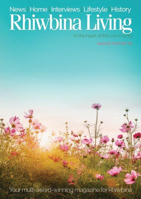 Rhiwbina Living Issue 50