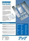 Hack- und Zerspanermesser und –komponenten - Seite 2