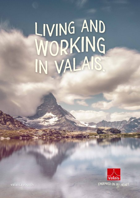 Living an working in Valais
