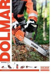 Dolmar Katalog 2012 - Boehler Josef, Forst- und Gartentechnik ...