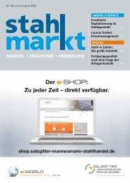 Stahlmarkt 07-08/2020