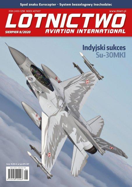 Lotnictwo Aviation International 8/2020 short