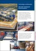 Technologie mit Weitsicht: HDF/MDF HOMADUR ... - Homanit Werk - Seite 5