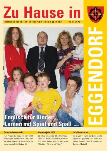 Abnahmeprotokoll f r gemeinde eggendorf - Obst und gemuseplatte fur kindergarten ...