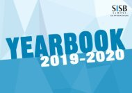 Yearbook AY 2019-2020 (Suvarnabhumi campus)