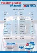 Fachhandel Aktuell - EZ AGRAR - Seite 2