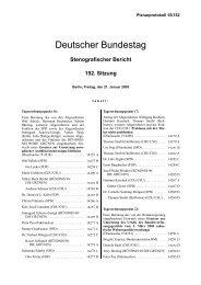 152. Sitzung - Lesben- und Schwulenverband in Deutschland