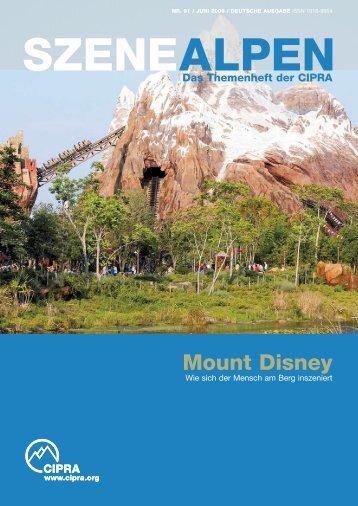 Mount Disney - Cipra