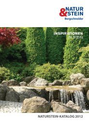 NATUR STEIN - Albert Bergschneider GmbH