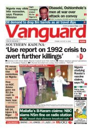 14082020 - SOUTHERN KADUNA: 'Use report on 1992 crisis to avert further killings'