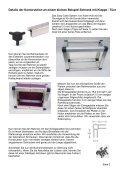 Preisliste ohne Versandkosten - 4x4 Innenausbau - Seite 3