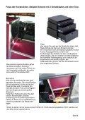 Preisliste ohne Versandkosten - 4x4 Innenausbau - Seite 7