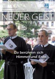 Da berühren sich Himmel und Erde - Barmherzige Brüder Trier e. V.