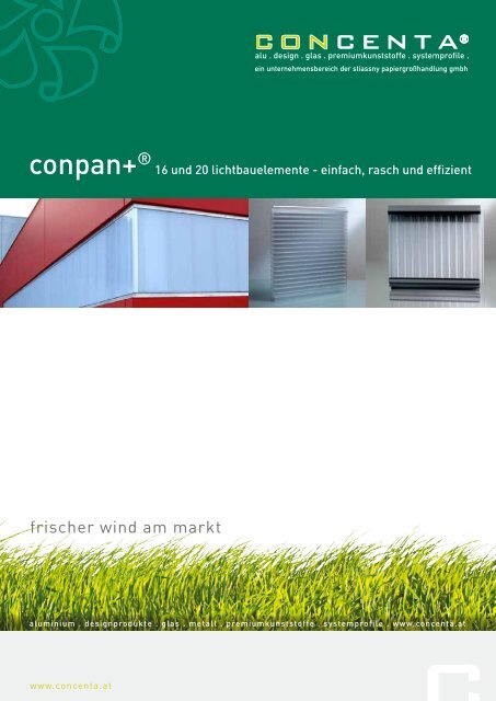 zum katalog - Concenta