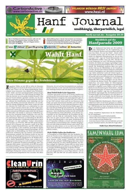 als pdf - Hanfjournal
