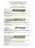 OTTER - MESSER & MERCATOR-knife Rainer Morsbach Solingen ... - Page 5