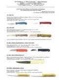 OTTER - MESSER & MERCATOR-knife Rainer Morsbach Solingen ... - Page 6