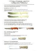 OTTER - MESSER & MERCATOR-knife Rainer Morsbach Solingen ... - Page 7