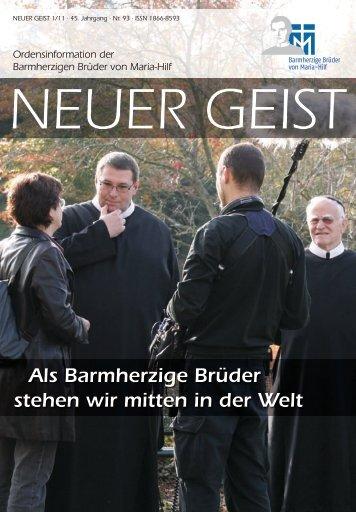 Bruder Antonius Joos Bruder - Barmherzige Brüder Trier e. V.