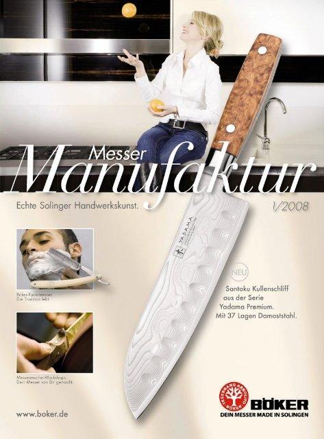 Böker Messermanufaktur   2008   Edition 1