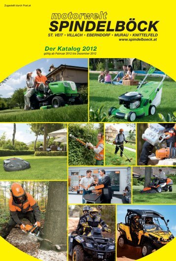 Download Katalog (33,3 MB) - motorwelt Spindelböck