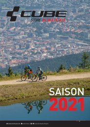 CUBE Store by Multicycle | Saison 2021