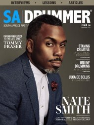 Issue 14 - Nate Smith - September 2020