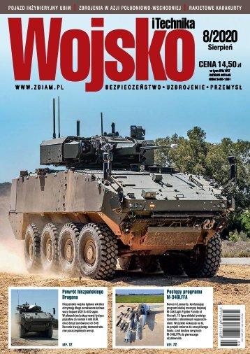 Wojsko i Technika 8/2020