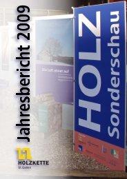 Die neuesten Trends mit Holz - Holzkette St. Gallen