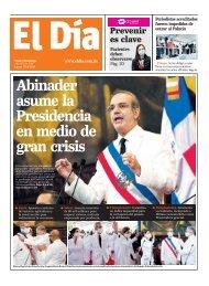 Edición impresa 17-08-2020