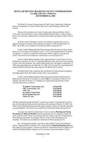 davis v the board of county commissioners of dona ana county case essay Read the davis v the board of county commissioners of doña ana county case you  are to write a 3-4 page report that answers the following questions.